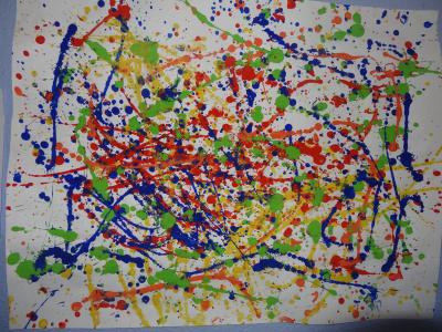 Pollock Ecole Le Gretay